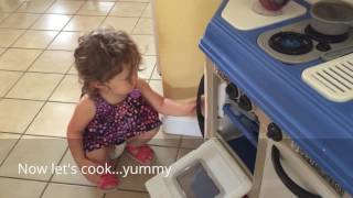 my very own cooking kitchen  american plastic toys  review buy american plastic toys cookin u0027 kitchen with 22 accessories only      rh   trendingtoday pw