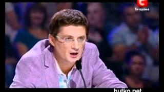 X Factor 2  Сергей Коростылёв | Часть 12