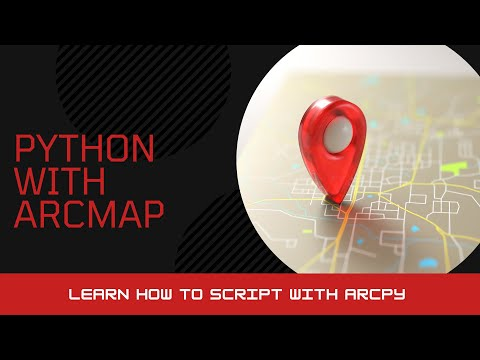 5 - Select by Location with For loop and List - Arcgis