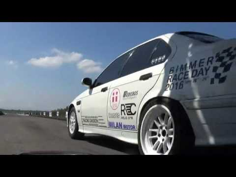 BMW DRAG RACE  ~ @ LANUD GADING WONOSARI