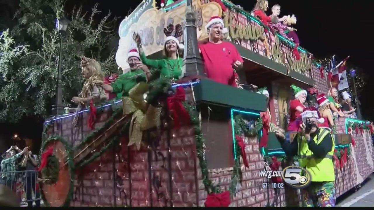 When Is 2021 Pensacola Christmas Parade