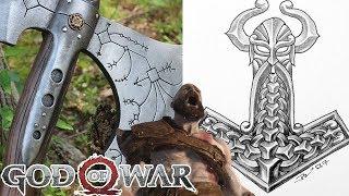 God of War: Leviathan vs Mjolnir (REVELADO) - Lo que sabemos | SQS