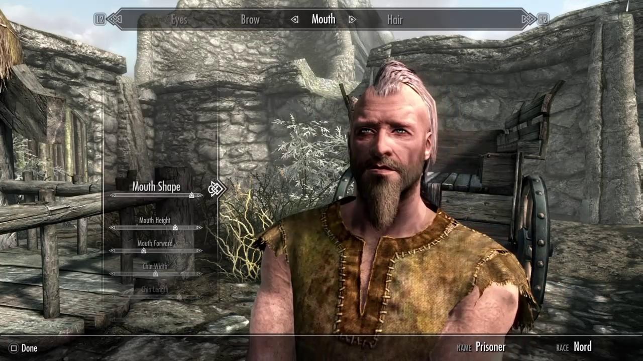 Ragnar Lodbrok Skyrim