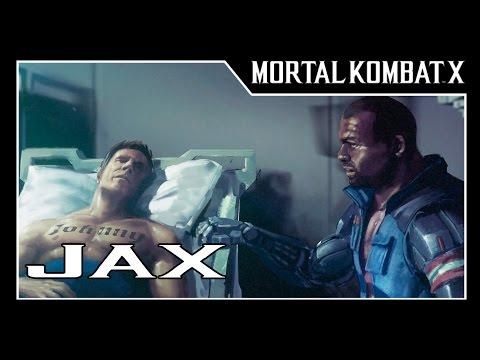 MORTAL KOMBAT X - FINAL DO JAX  [Dublado PT-BR]