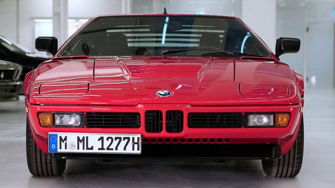 1979 BMW M1 Beauty & Driving Shots