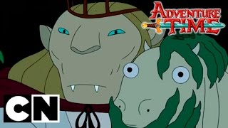 Adventure Time: Stakes - Vamps About (Clip 1)