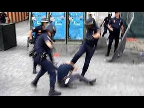 Polizeigewalt Deutschland - polizeigewalt-georgstraße-hannover-2014