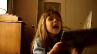 Savanah Singing.  What Song? I don