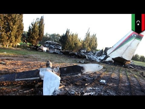 11 killed after Libyan medical plane crashes in Tunisia