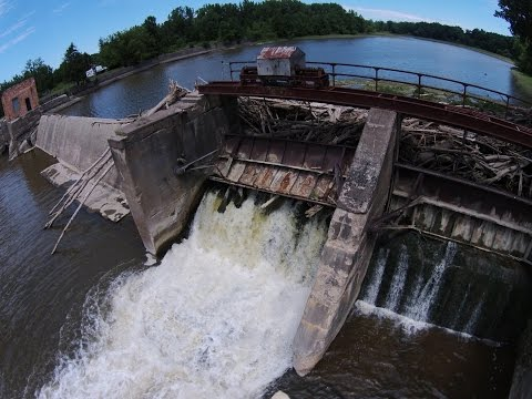Caro Dam 2016: State Of Disrepair Costs The Cass River