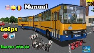 OMSI 2 - Ikarus 280.02 Manual