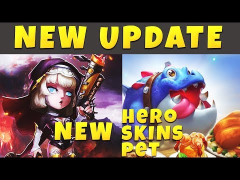 UPDATE IS HERE | Eveything You Need To Know | New Hero | CASTLE CLASH