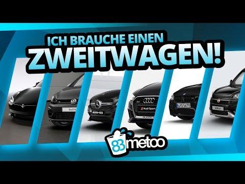 Welches Auto habe ich bestellt? Tesla Model S | VW Golf R | AMG C63S | Audi RS3 | BMW M3 |Fiat Doblò