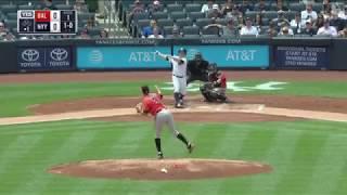 All of Brett Gardner's 2017 Home Runs