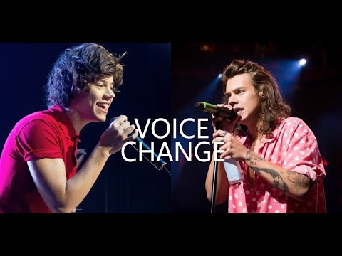 Harry Styles Voice Evolution | 2010 – 2016