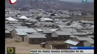 Mradi Wa Makazi Bora Mbalizi Mbeya
