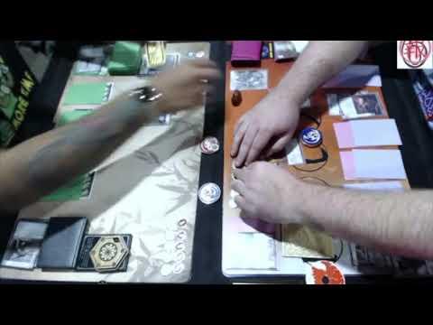 PAX Unplugged 2018 L5R Grand Kotei Finals: Aneil (DG) vs Erik (SC)