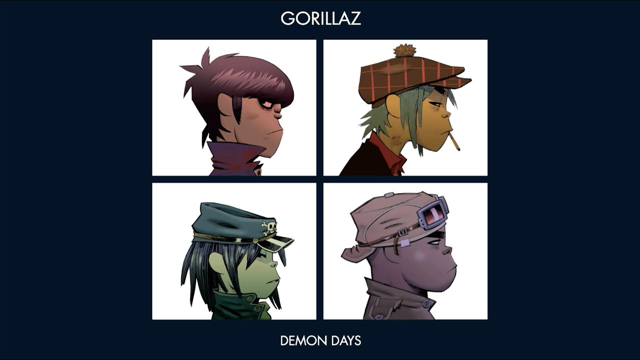 Gorillaz - Demon Days (Gorillaz 20 Mix)