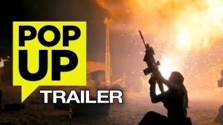 G.I. Joe 2: Retaliation (2012) POP-UP TRAILER - HD Dwayne Johnson Movie