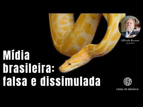 A mídia no Brasil é um lixo!