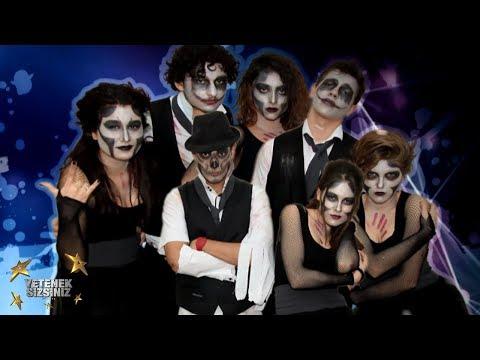 Alarm Dance Crew   En İyi Dans   6.Sezon   Yetenek Sizsiniz Türkiye