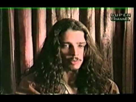 Soundgarden Promo Interview (Rare Footage)