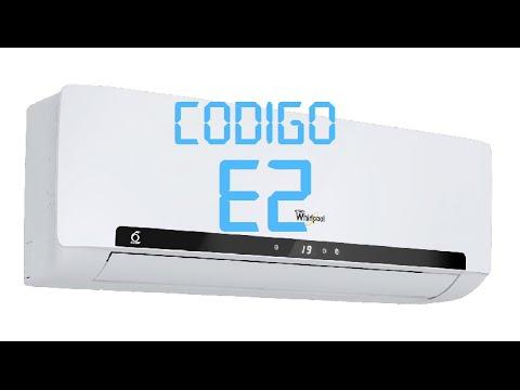 Code Error E2 - Air Conditioner Split