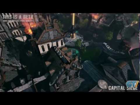 Forge - Capital Siege Preview Trailer (Silent)