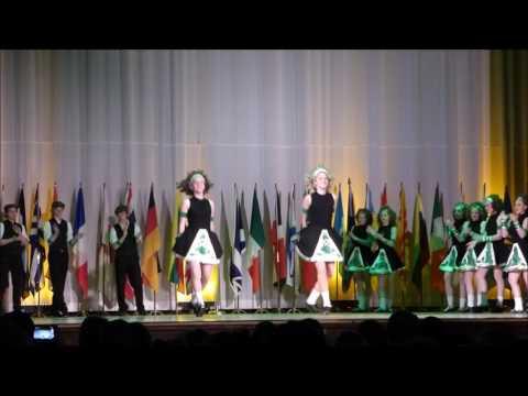 Lane Tech International Nights 2017 - Irish Club
