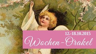 Engel-Wochenorakel vom 12.-18. Oktober 2015 - Conny Koppers