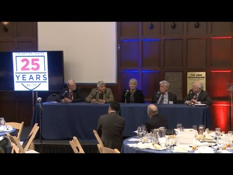Netter Center 25th Anniversary Conference - Remarks from Provost Pritchett and Closing Plenary