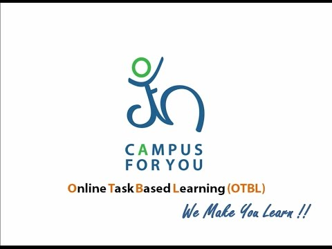 How to Learn Skills  - Introduction to Online Task Based Lea