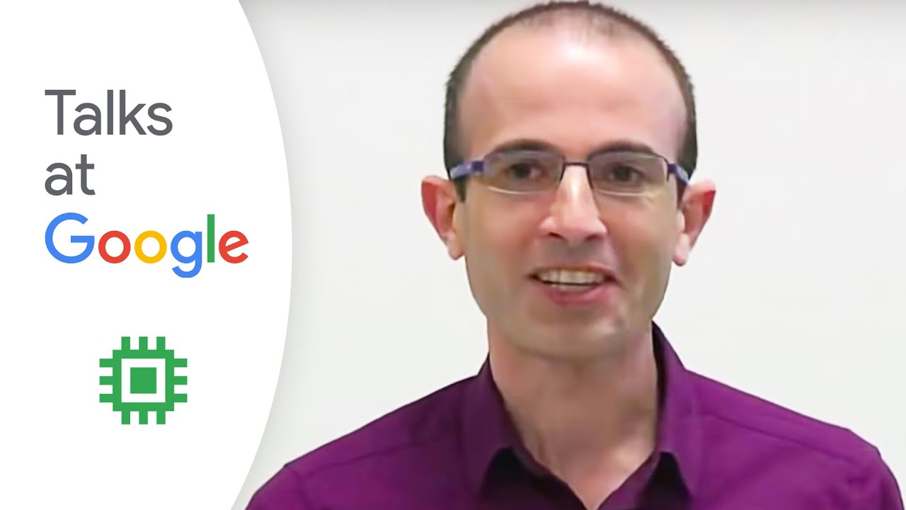 New Religions of the 21st Century | Yuval Harari | Talks at Google