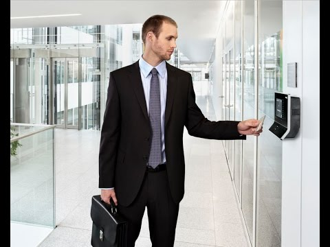 Singapore Time Attendance by Door Access Control System using Proximity Card, Timesheet for Payroll