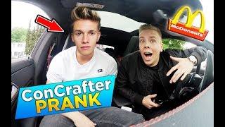 McDonalds PRANK | ConCrafter VIP-Special | FLEX IT