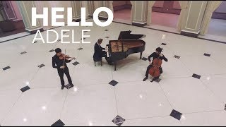 Video Hello - Adele (Piano Cover) - 2017 Grammy Award Best Song, Album & Record!!! download MP3, 3GP, MP4, WEBM, AVI, FLV Oktober 2017