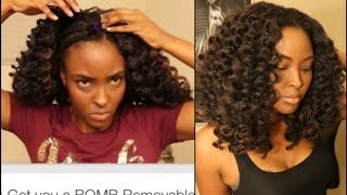 Instant Video Play: THE FASTEST CROCHET BRAIDS IVE EVER DONE ! NO PRE ...