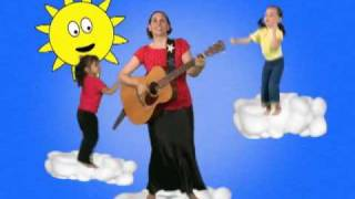 The Sun Dance Kids Yoga/Music Video by Bari Koral Family Rock Band