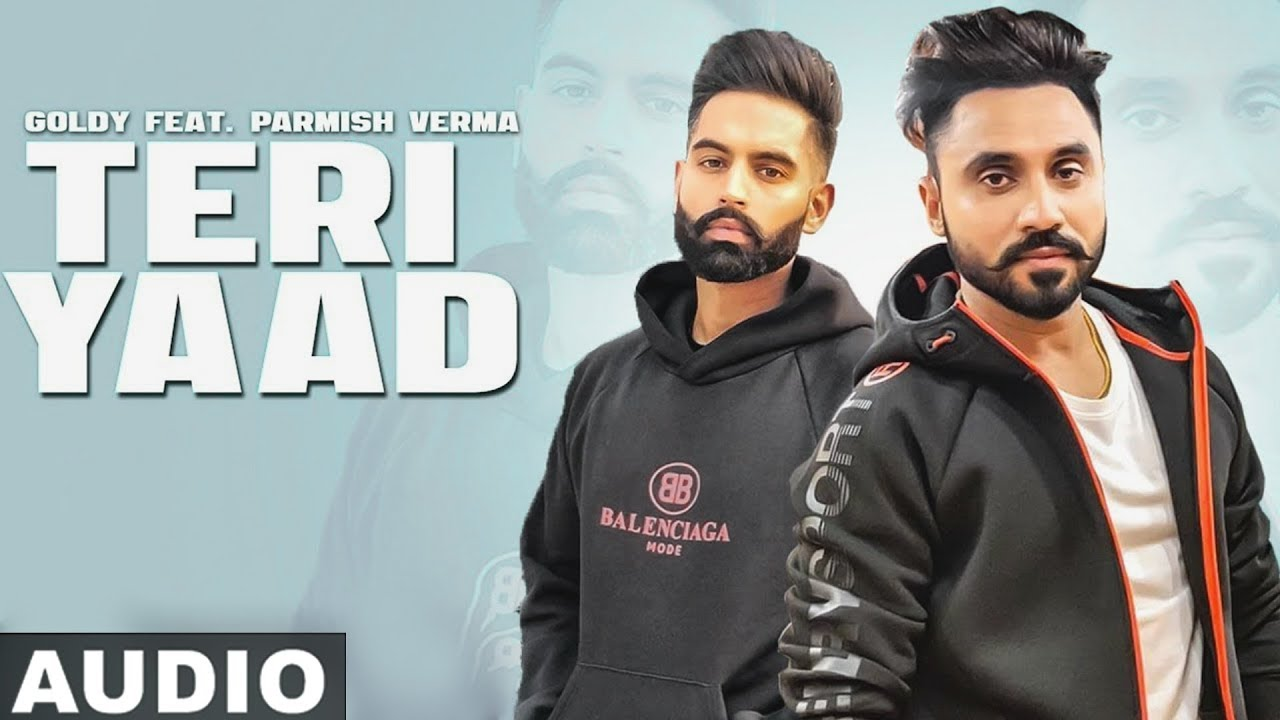 Teri Yaad (Audio Remix) | Goldy ft Parmish Verma | DJ SSS | Latest Remix Songs 2019 | Speed Records
