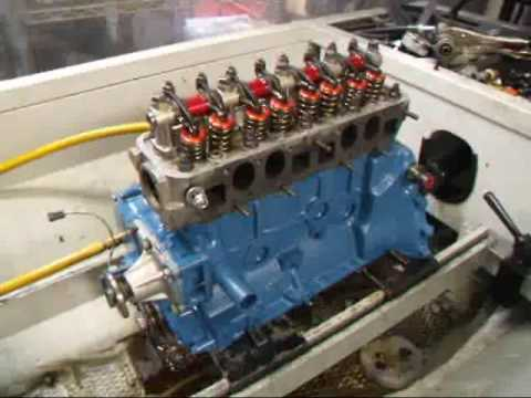 Stan's Datsun 1200 Race Engine