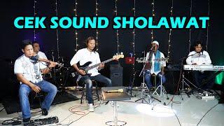 Balance SHOLAWAT BADAR (Cek Sound)