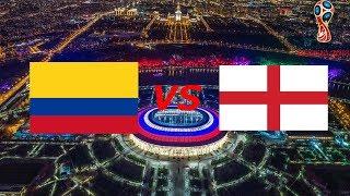 MM-Kisat 2018 Fifa 18 | Osa 28 Kolumbia vs Englanti