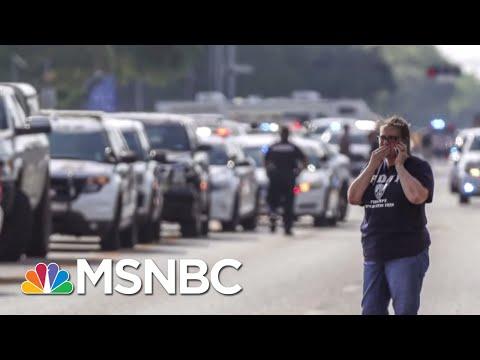 Santa Fe High School Shooting: How To Find Common Ground On Gun Reform  Morning Joe  MSNBC