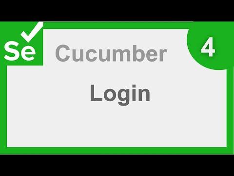 Download Selenium Cucumber Java BDD Framework 4 - Sample Login Test