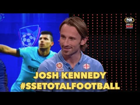 Josh Kennedy on Total Football