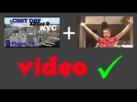 How I make my videos / XPilot P