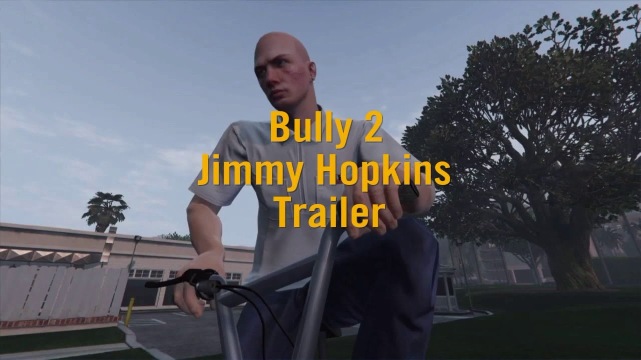 Bully 2 Jimmy Hopkins trailer (gta series). - YouTube