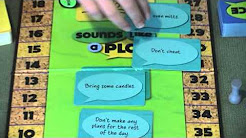 Board Game Review: Sounds Like A Plan