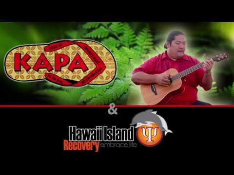Hawaii Island Recovery and the Big Island's polular radio station Kapa