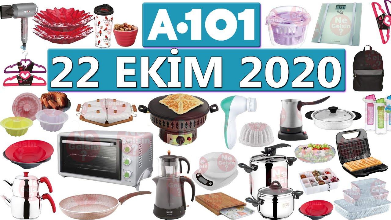A101 22 Ekim 2020 || A101 Ev Mutfak Aktüel Kataloğu || A101 Kampanya Tahmin || A101 22 Ekim